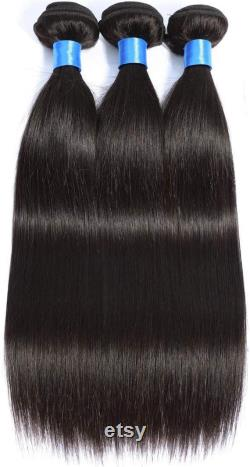 10A Raw Unprocessed Virgin Peruvian Hair 3 Bundles and Save Deal