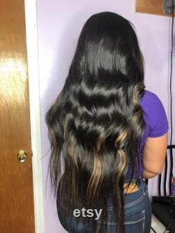22 Body Wave 27 Highlights Wig