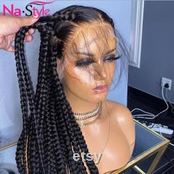 Full Lace Human Hair Perruques Pre Plucked Bleached Knots Perruques 26Inch 150 Brésilienne Perruques cheveux droites Remy Perruques cheveux humains