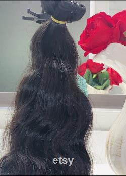 Raw Cambodian Rare Soft Curly Donor Hair