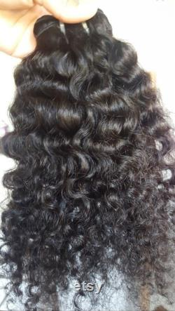 Raw Indian Curly 1 Bundle Deal