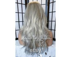 The Kim Unit 18-22 13x6 HD Lace Wig 100 Ethically Sourced Human Hair
